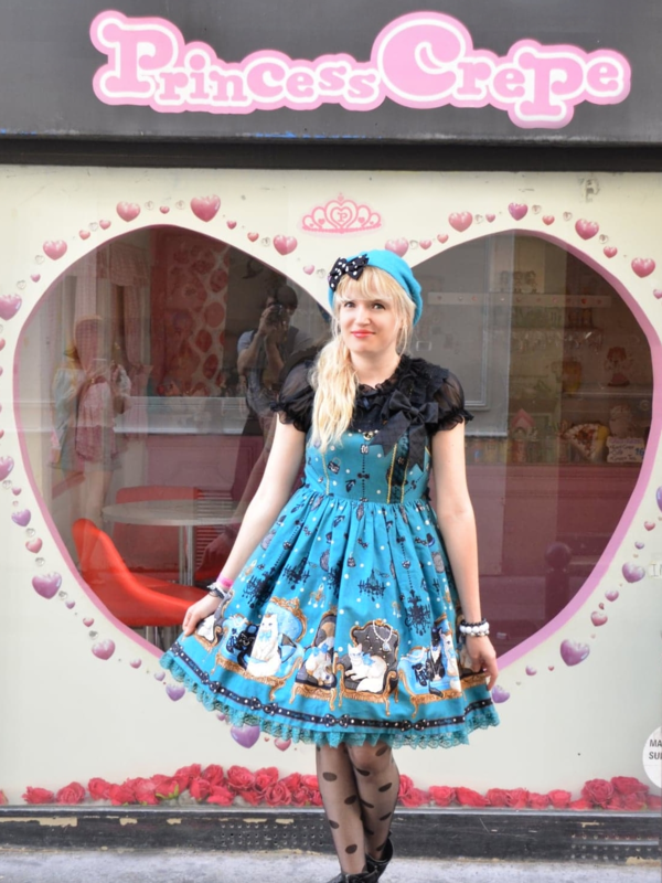 Lina Nekolita's 「#Angelic Pretty」themed photo (2019/08/20)