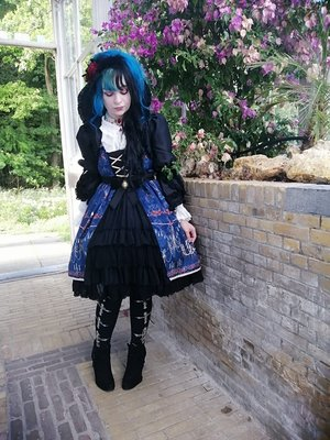 ヘレネ アラベルラ ブト's 「Lolita」themed photo (2019/08/22)