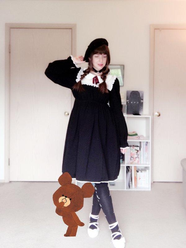 Serakuma's 「Classic Lolita」themed photo (2017/06/04)