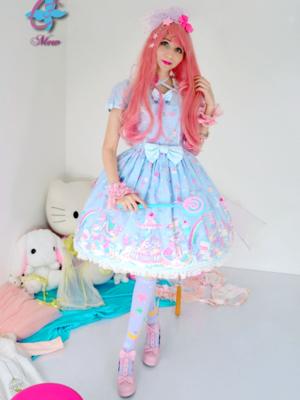 Mew Fairydollの「Milky Planet 2013」をテーマにしたコーディネート(2019/08/30)