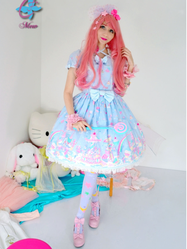 Mew Fairydoll's 「Milky Planet 2013」themed photo (2019/08/30)