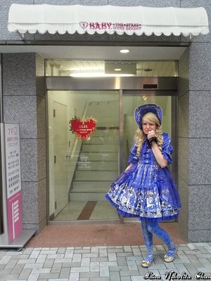 Lina Nekolitaの「Lolita」をテーマにしたコーディネート(2019/09/03)