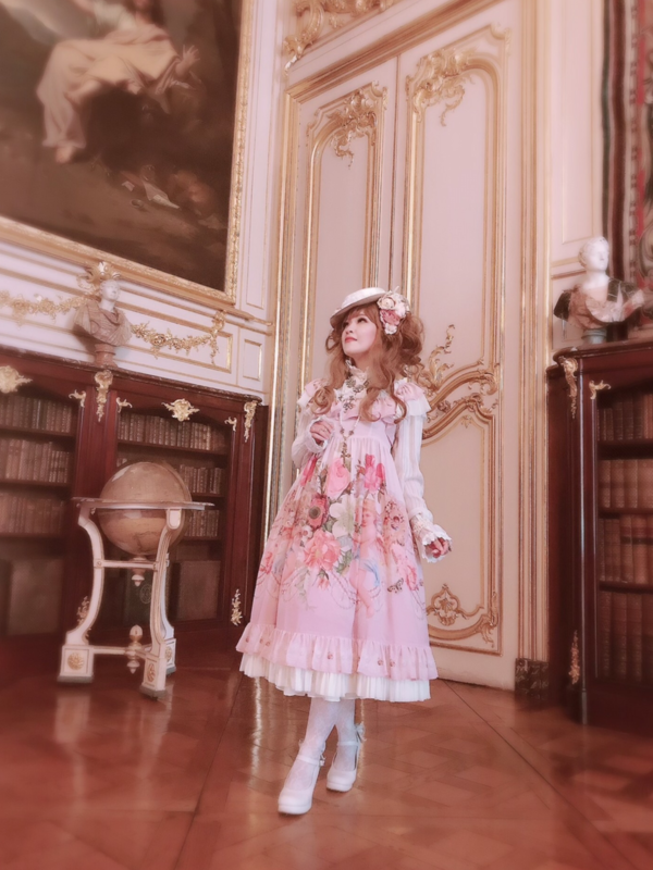 是FANUxSIRI以「Lolita fashion」为主题投稿的照片(2019/09/04)