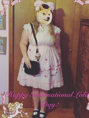 BitterLettieの「Sweet lolita」をテーマにしたコーディネート(2017/06/04)