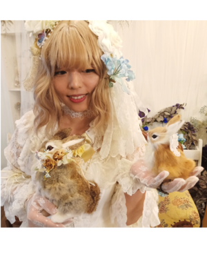 Zora's 「Lolita」themed photo (2019/09/06)