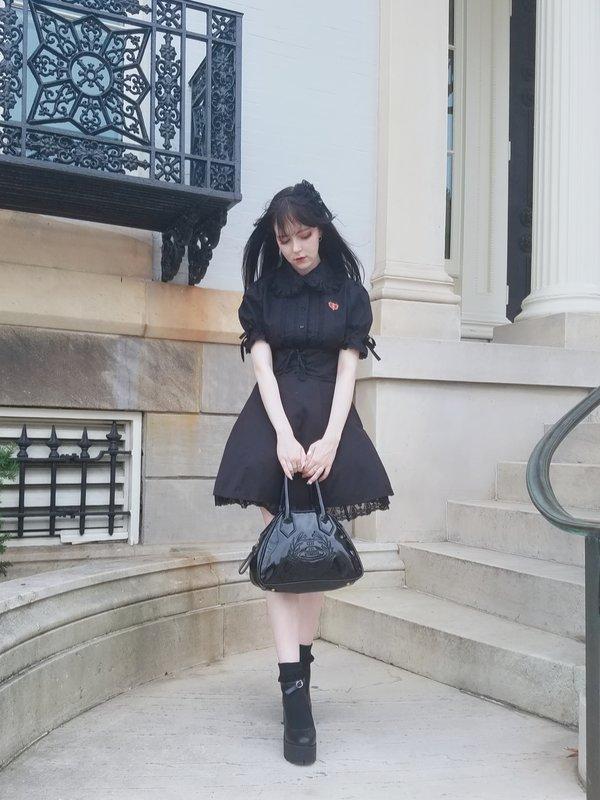 Eva エヴァの「Lolita」をテーマにしたコーディネート(2019/09/06)