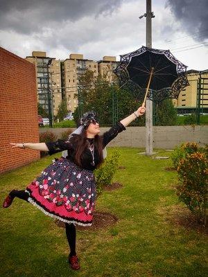 是L chan以「Lolita」为主题投稿的照片(2019/09/09)