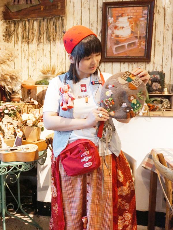 红糖玛丽's 「pinkhouse」themed photo (2019/09/11)