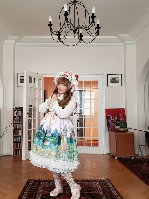 Soonjiの「Lolita fashion」をテーマにしたコーディネート(2019/09/12)