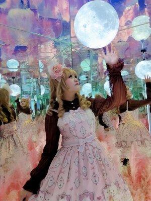 Kalilo Catの「Lolita」をテーマにしたコーディネート(2019/09/17)