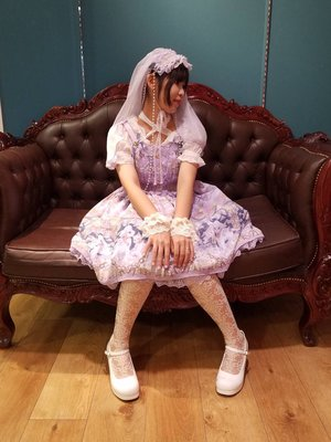 mikumo's 「Lolita fashion」themed photo (2019/09/17)