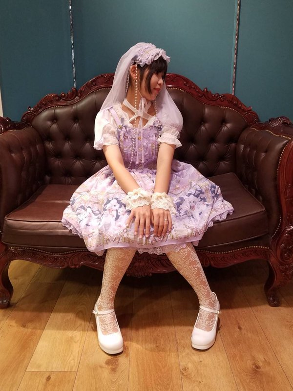 是mikumo以「Lolita fashion」为主题投稿的照片(2019/09/17)