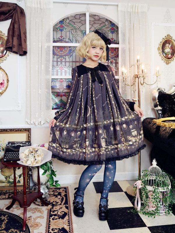 林南舒's 「Lolita fashion」themed photo (2019/09/18)