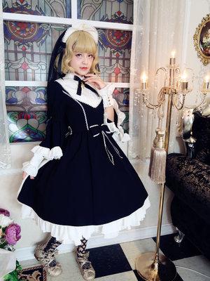林南舒の「Lolita fashion」をテーマにしたコーディネート(2019/09/18)