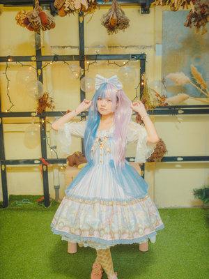 林南舒の「Angelic pretty」をテーマにしたコーディネート(2019/09/21)