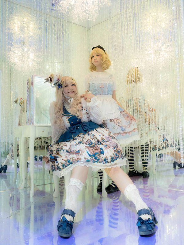 Rita Huang's 「Lolita fashion」themed photo (2019/09/22)
