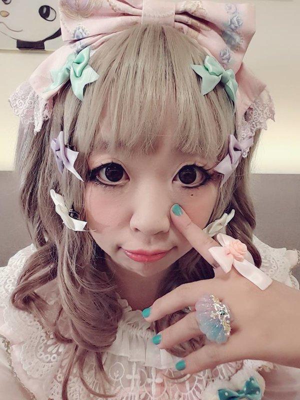 Rita Huangの「Lolita fashion」をテーマにしたコーディネート(2019/09/22)