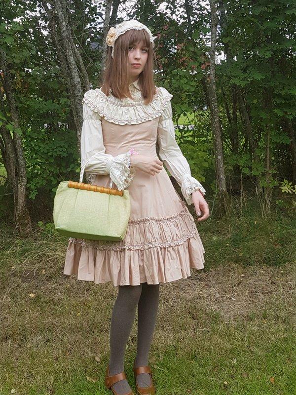 是Sophia Magdalene以「Classic Lolita」为主题投稿的照片(2019/09/24)