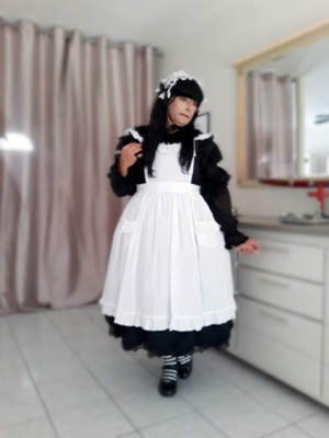 Anaïsse's 「Lolita fashion」themed photo (2019/09/25)