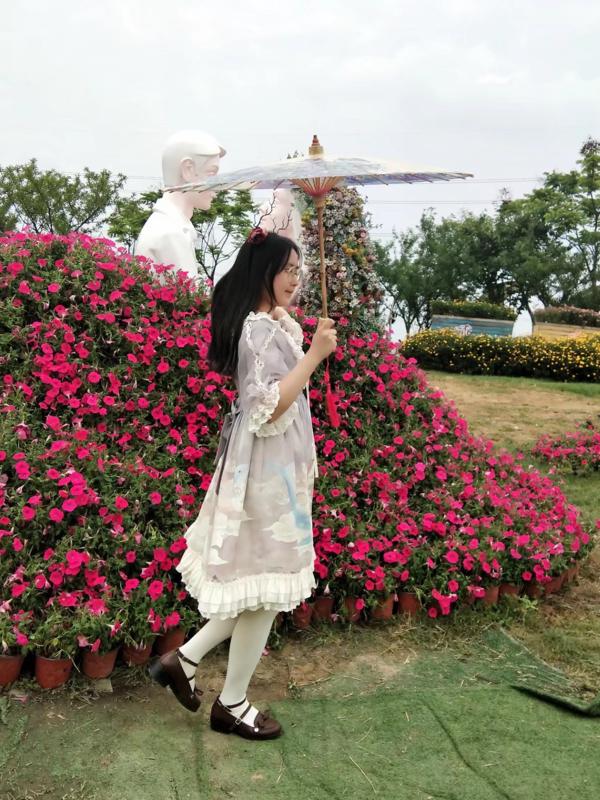 是桃酥酥乀(ˉεˉ乀)以「Lolita」为主题投稿的照片(2019/09/27)