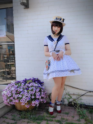 Mystia's 「Lolita」themed photo (2019/09/28)