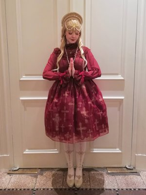 Annaの「Lolita fashion」をテーマにしたコーディネート(2019/09/30)