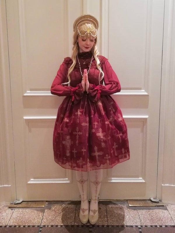 是Anna以「Lolita fashion」为主题投稿的照片(2019/09/30)