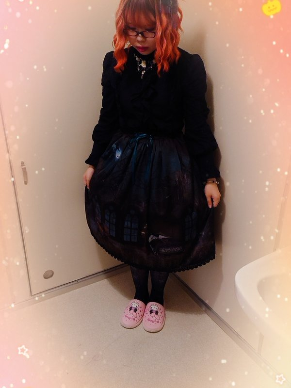 mel(める)'s 「Gothic Lolita」themed photo (2019/10/01)