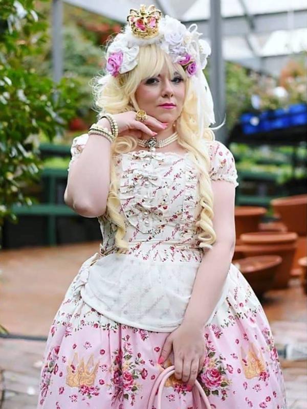 是Miso Salty以「Lolita」为主题投稿的照片(2019/10/04)