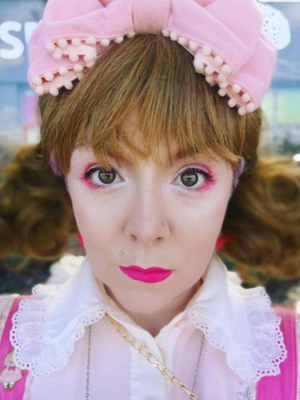 Miso Salty's 「Lolita」themed photo (2019/10/08)