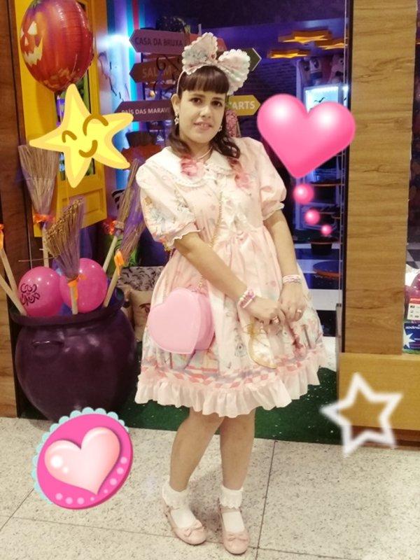 是Jessica以「Lolita」为主题投稿的照片(2019/10/10)