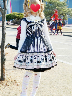是Alpaca以「Angelic pretty」为主题投稿的照片(2017/06/05)