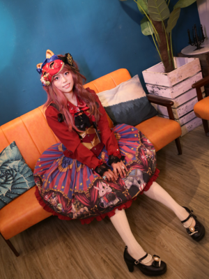 Zora's 「Lolita」themed photo (2019/10/13)