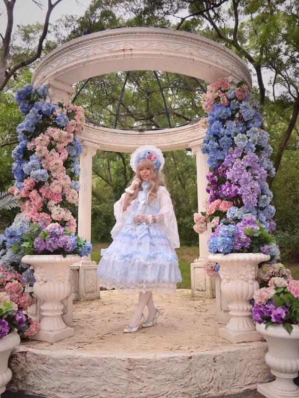 Zoraの「Lolita」をテーマにしたコーディネート(2019/10/13)