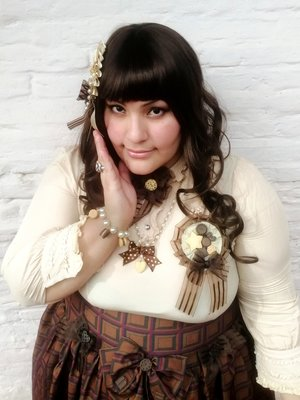 Bara No Hime's 「Lolita fashion」themed photo (2019/10/16)