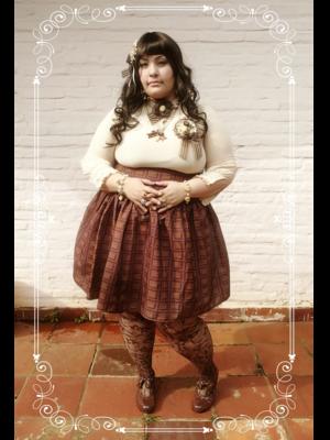 Bara No Himeの「Lolita fashion」をテーマにしたコーディネート(2019/10/16)