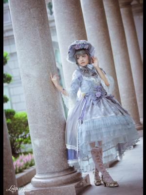林南舒の「Lolita fashion」をテーマにしたコーディネート(2019/10/17)