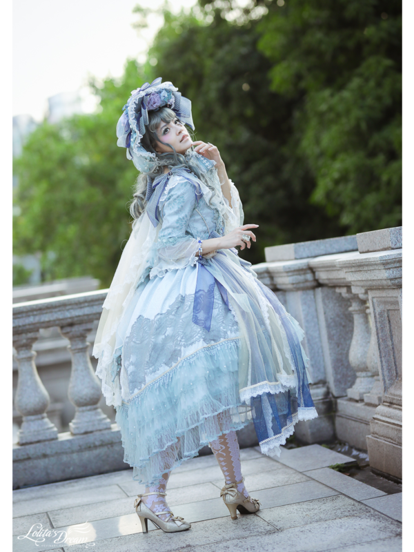 林南舒's 「Lolita fashion」themed photo (2019/10/17)