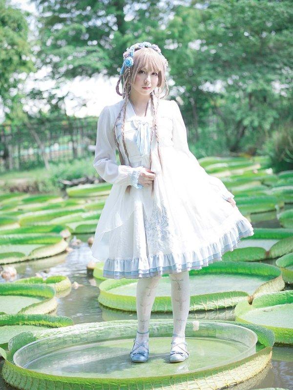 兔小璐の「Lolita」をテーマにしたコーディネート(2019/10/17)