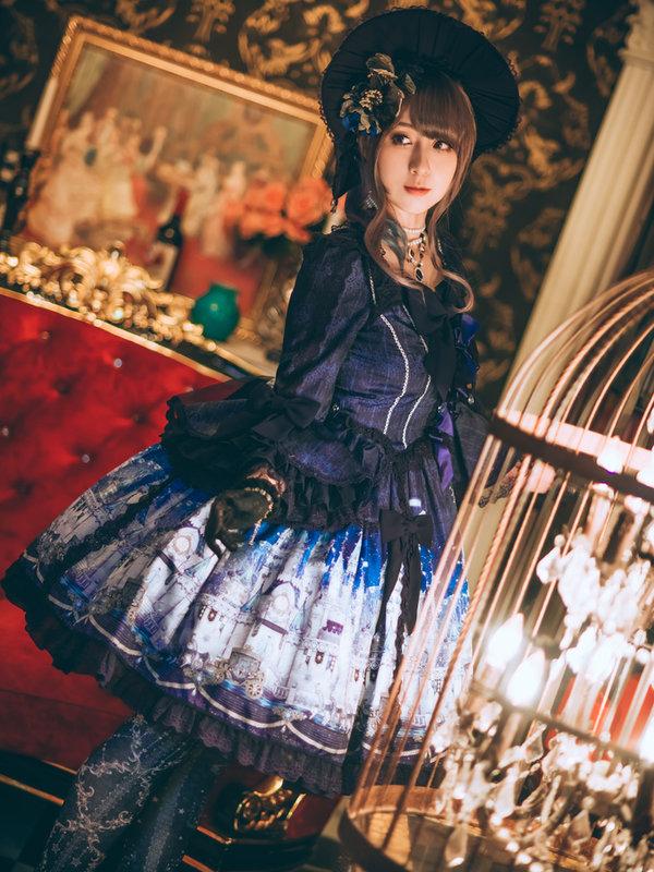 兔小璐の「Angelic pretty」をテーマにしたコーディネート(2019/10/17)