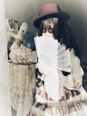 深山律师事务所雪泣泣の「Lolita fashion」をテーマにしたコーディネート(2019/10/19)