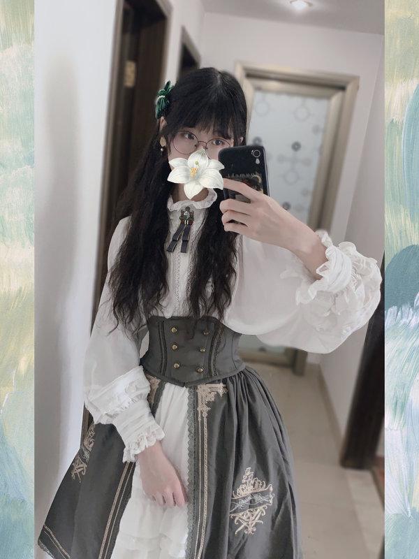 Hitomiの「Lolita」をテーマにしたコーディネート(2019/10/20)