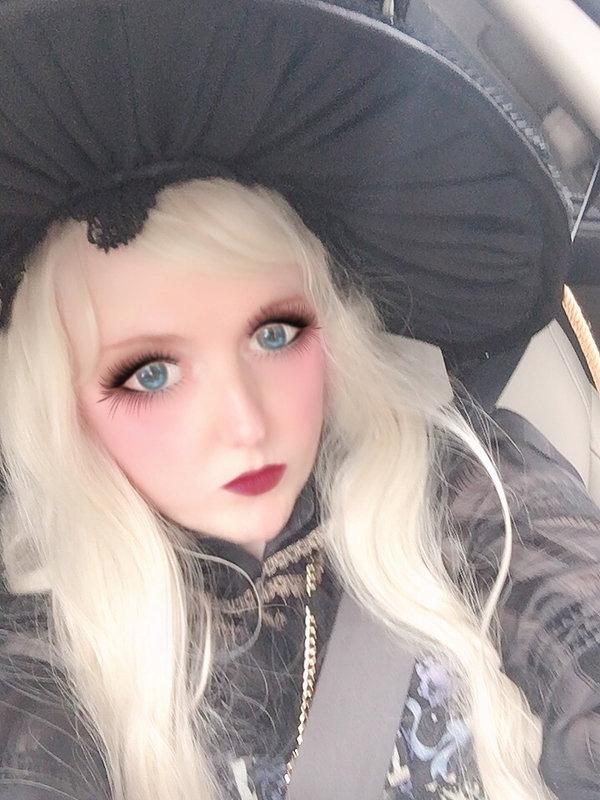 Luluの「Lolita」をテーマにしたコーディネート(2019/10/21)