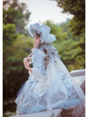 林南舒's 「Lolita fashion」themed photo (2019/10/21)