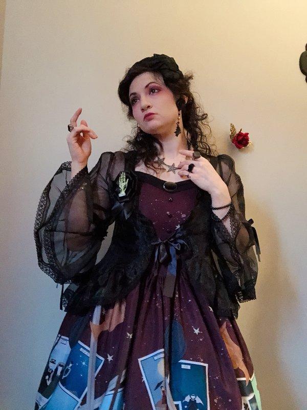 Madeline Hatterの「Lolita」をテーマにしたコーディネート(2019/10/25)