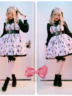Molar's 「Angelic pretty」themed photo (2017/06/05)