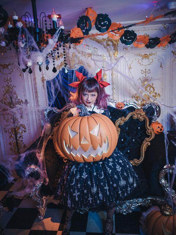 是林南舒以「Angelic pretty」为主题投稿的照片(2019/11/01)