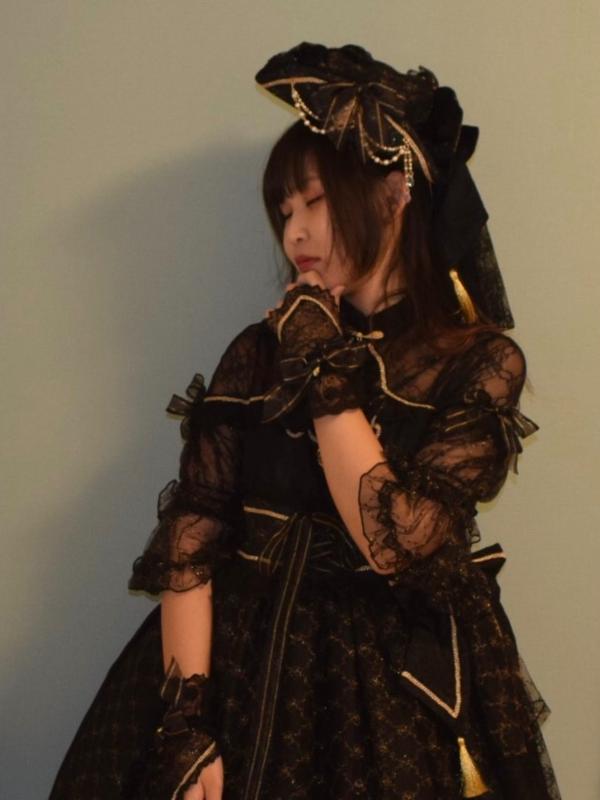mikumoの「Lolita」をテーマにしたコーディネート(2019/11/02)