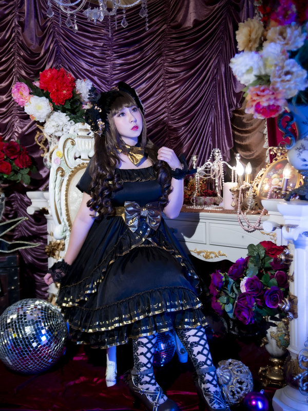 是兔小璐以「Lolita fashion」为主题投稿的照片(2019/11/05)