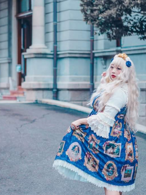 Rita Huang's 「Lolita fashion」themed photo (2019/11/06)